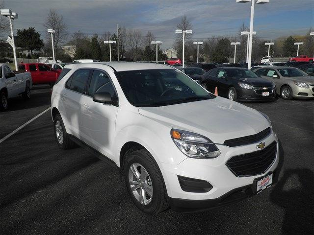 2016 Chevrolet Equinox | 893054