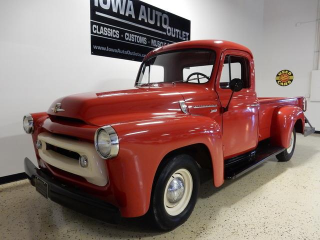1956 International Harvester S-110 | 893056