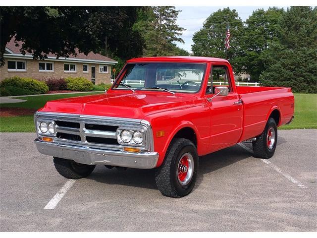 1970 Chevrolet C/K 10 | 893057