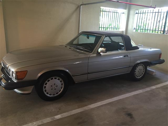 1989 Mercedes-Benz 560SL | 893061