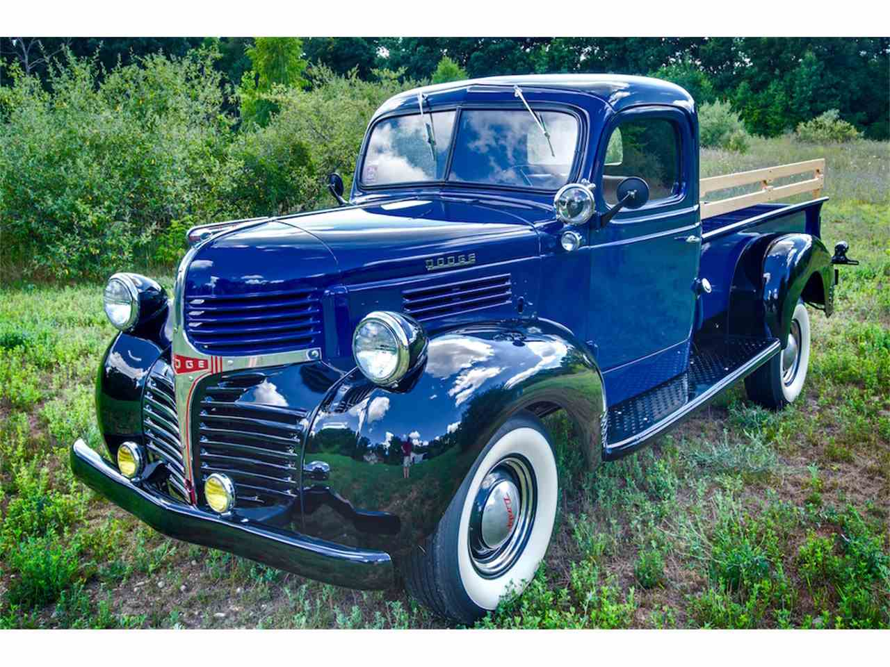 1947 dodge pickup for sale cc 893065. Black Bedroom Furniture Sets. Home Design Ideas