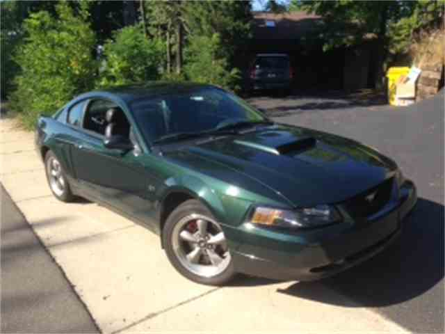 2001 Ford Mustang GT | 893066