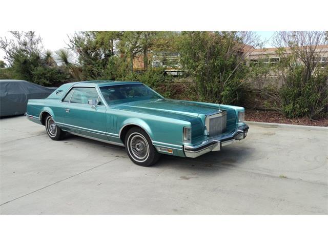 1979 Lincoln Mark V | 893067