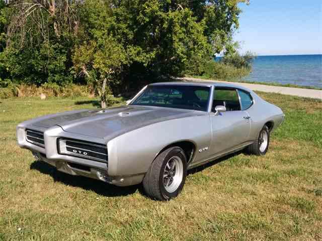 1969 Pontiac GTO | 893068