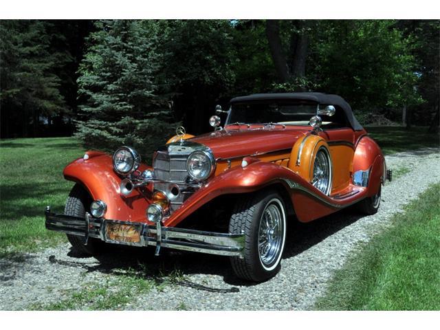 1936 Mercedes-Benz 500K | 893069