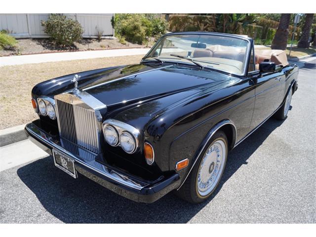 1986 Rolls-Royce Corniche II | 893074