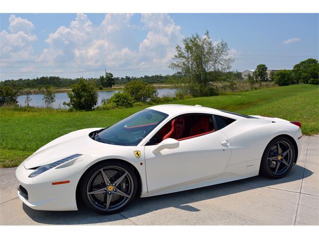 2012 Ferrari 458 | 893077