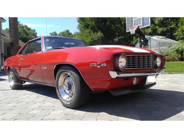 1969 Chevrolet Camaro Z28 | 890308