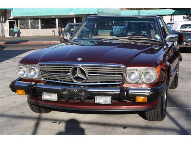 1987 Mercedes-Benz 560SL | 893087
