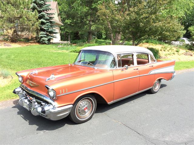 1957 Chevrolet Bel Air | 893089