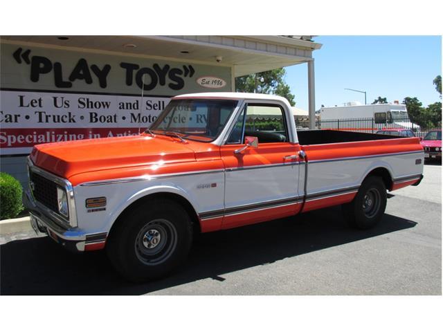1972 Chevrolet C/K 10 | 893090