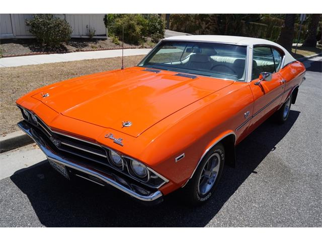 1969 Chevrolet Chevelle SS | 893095