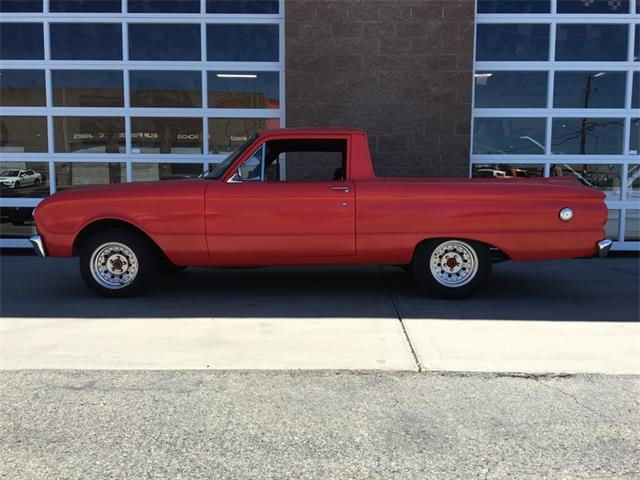 1962 Ford Ranchero | 893097