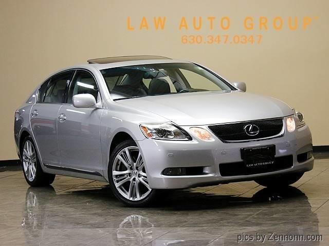 2007 Lexus GS450   893100