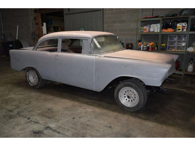 1956 Chevrolet Bel-Air Post | 893102