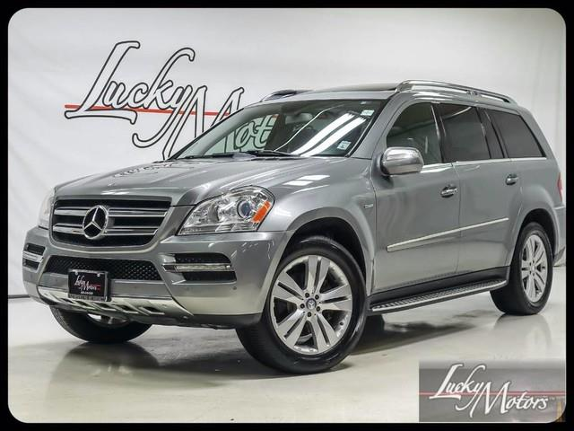 2010 Mercedes-Benz GL450 | 893109