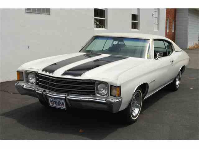 1972 Chevrolet Chevelle Malibu | 890311