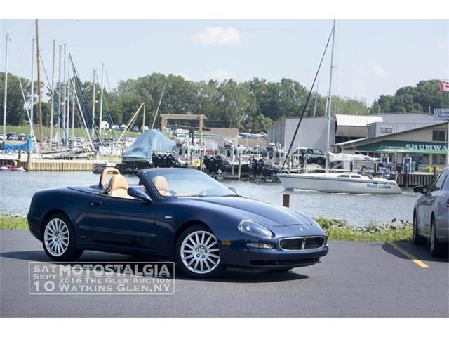 2002 Maserati Spyder | 893117