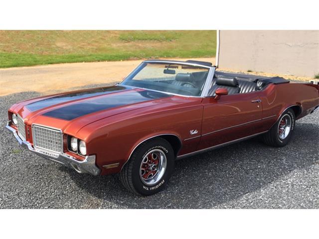 1972 Oldsmobile Cutlass Supreme | 890312