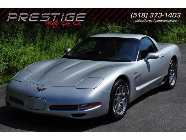 2002 Chevrolet Corvette | 893129