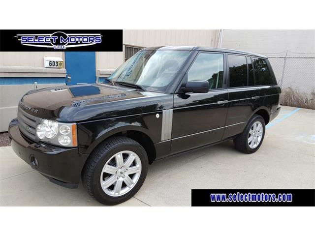 2006 Land Rover Range Rover   893134