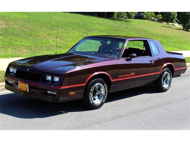 1985 Chevrolet Monte Carlo | 893137