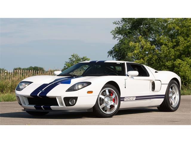 2005 Ford GT | 890314