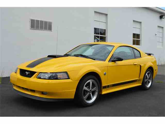 2004 Ford Mustang Mach 1 | 890315