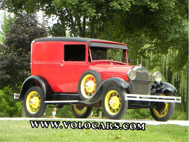 1928 Ford Model A Sedan Delivery | 893155