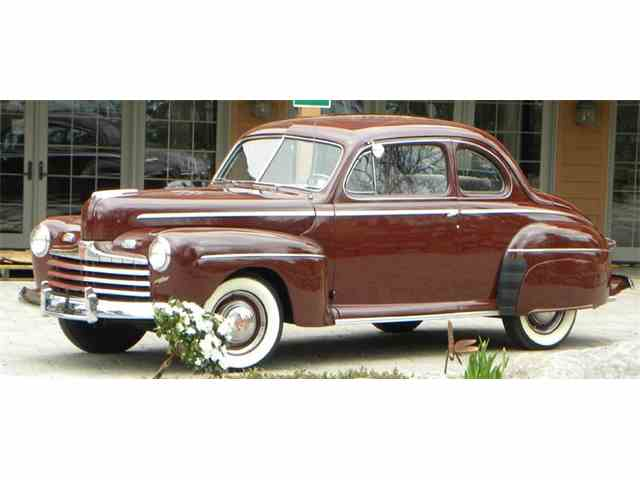 1946 Ford Super Deluxe | 893156
