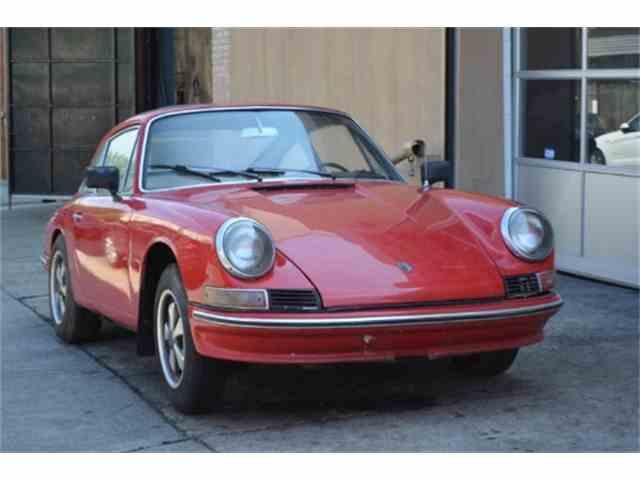 1967 Porsche 912   893159