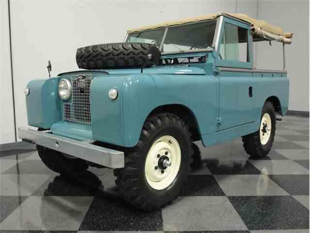 1969 Land Rover Series IIA Defender 88 | 893168