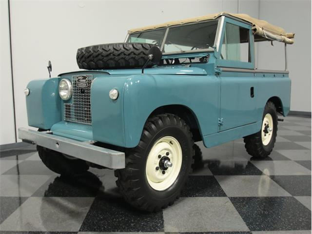 1969 Land Rover Series IIA Defender 88 | 893168