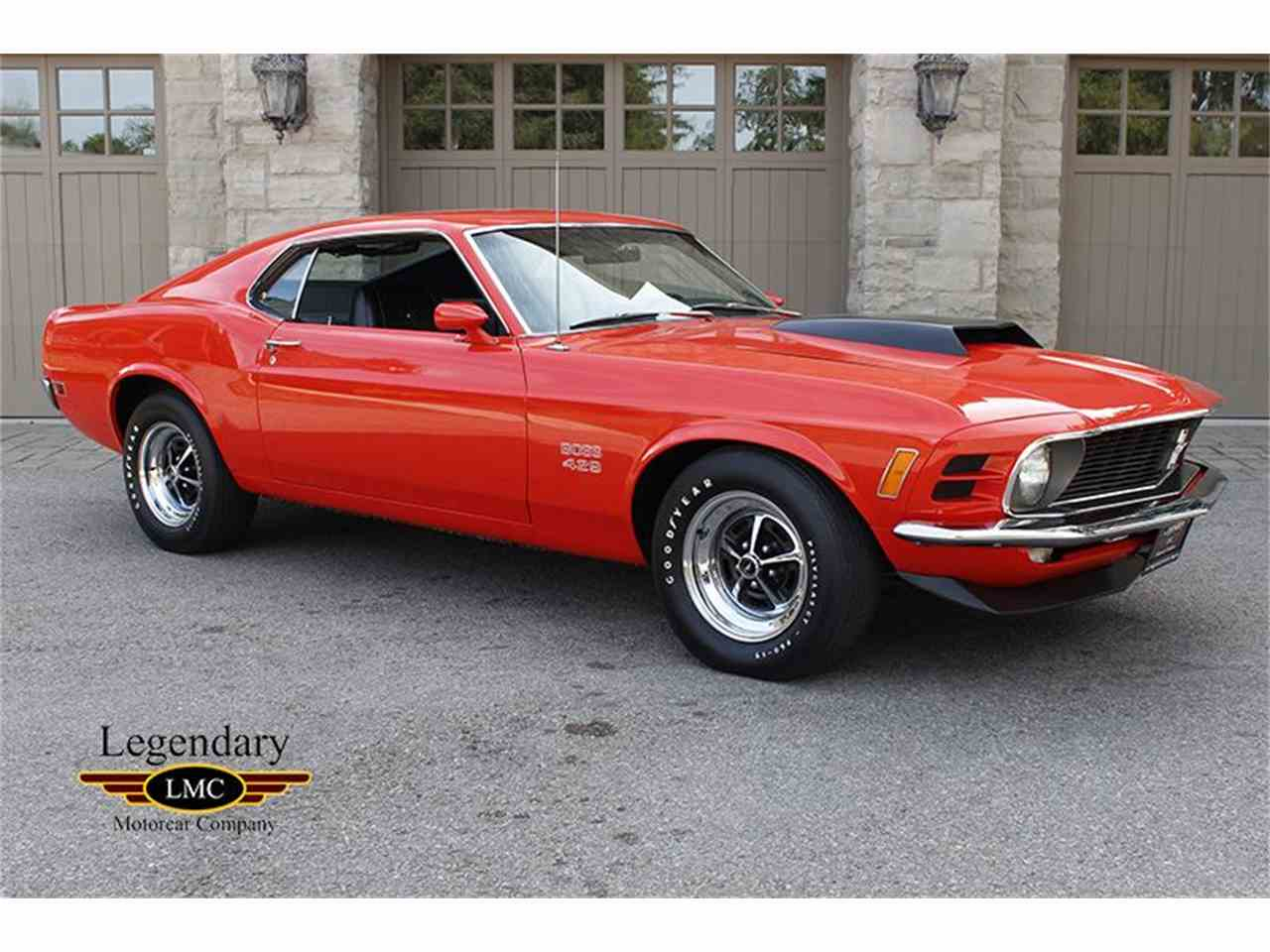 1970 ford mustang for sale cc 893172. Black Bedroom Furniture Sets. Home Design Ideas