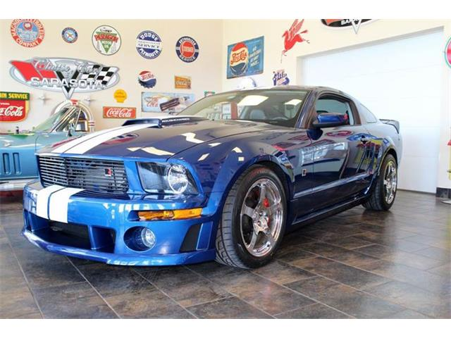 2007 Ford Mustang | 893177