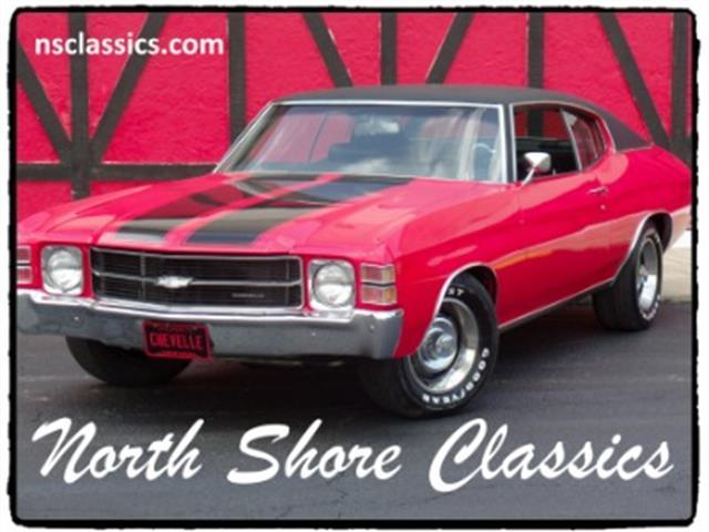 1971 Chevrolet Chevelle | 893181