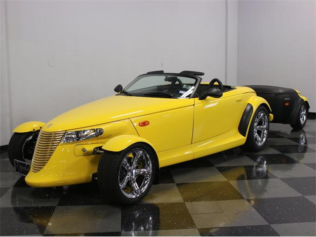 1999 Plymouth Prowler | 893184