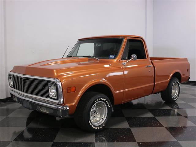 1969 Chevrolet C/K 10 | 893185