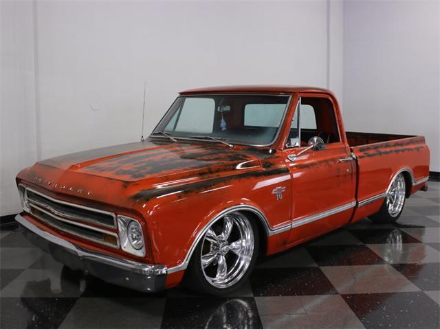 1967 Chevrolet C/K 10 | 893189