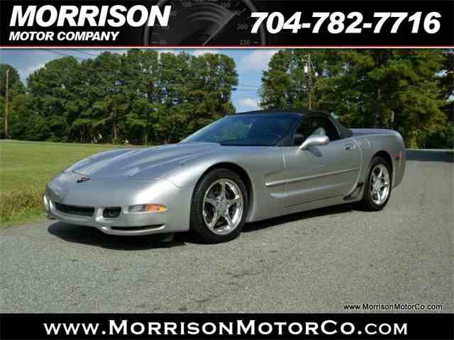 2004 Chevrolet Corvette | 893193
