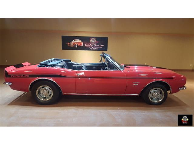 1967 Chevrolet Camaro | 893199