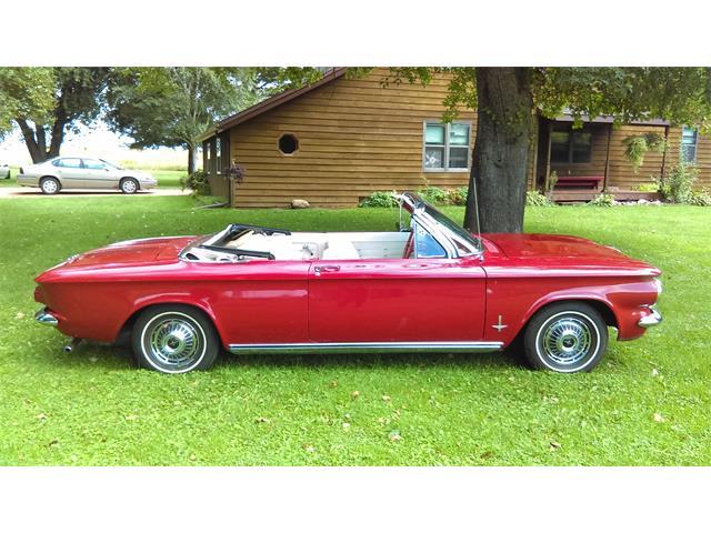1963 Chevrolet Corvair Monza | 893221