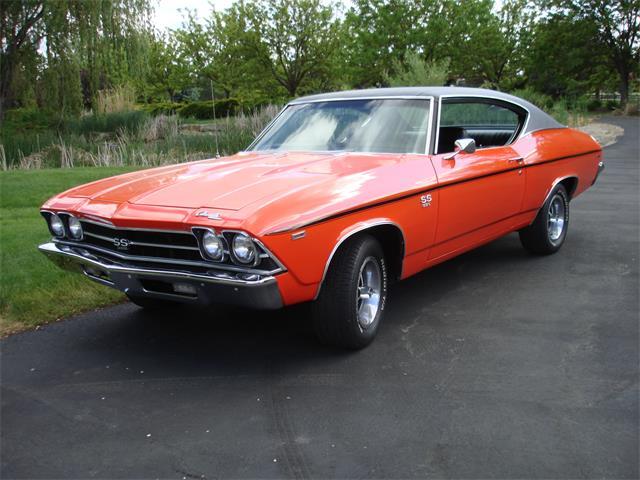 1969 Chevrolet Chevelle SS | 893223