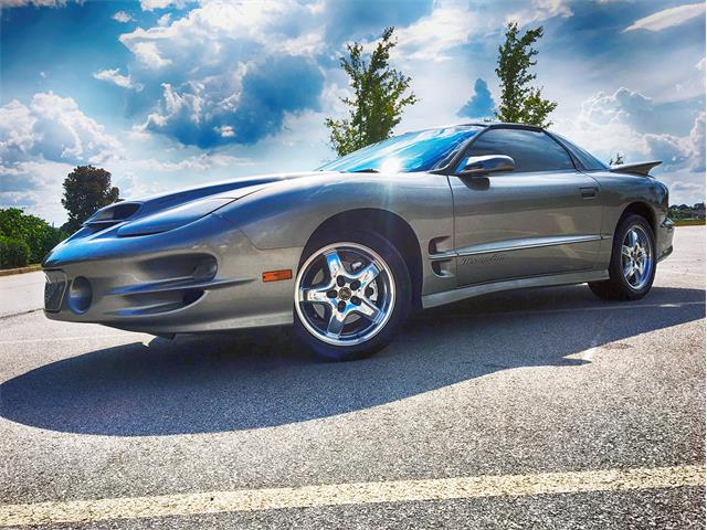 2001 Pontiac Firebird Trans Am | 893224