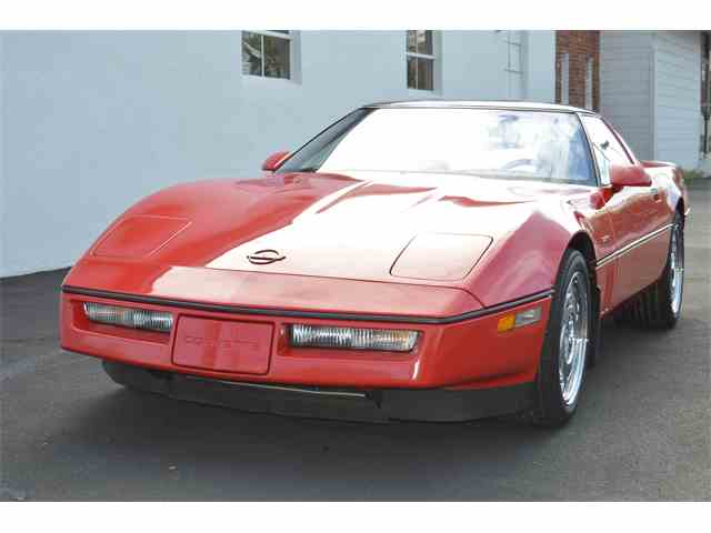 1990 Chevrolet Corvette ZR1 | 890323