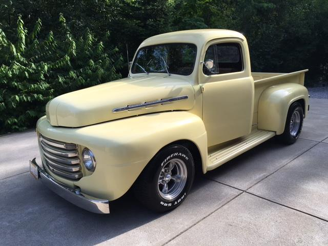1951 Ford F1 | 893236
