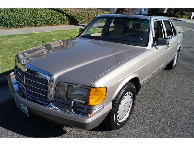 1991 Mercedes-Benz 350SDL Turbo Diesel | 893242