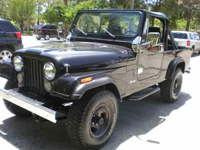 1984 Jeep CJ8 Scrambler | 893244