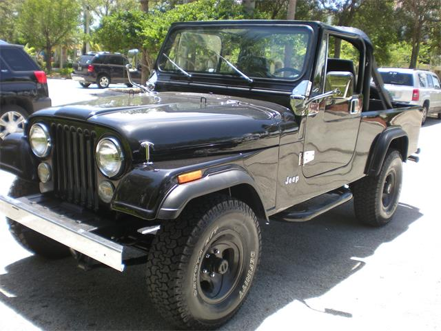 1984 Jeep CJ8 Scrambler | 893244
