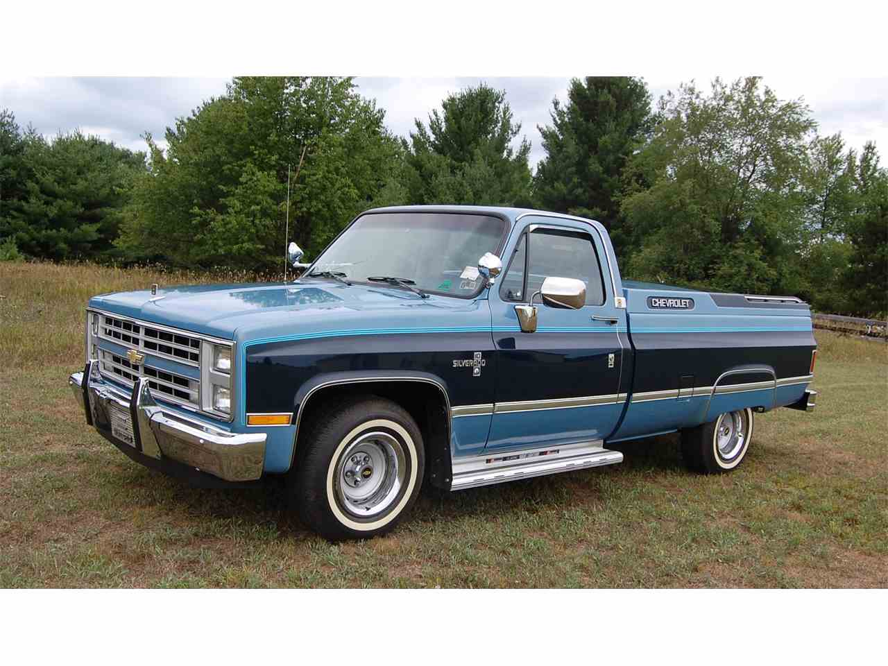 Classic Chevrolet Silverado for Sale on ClassicCars.com